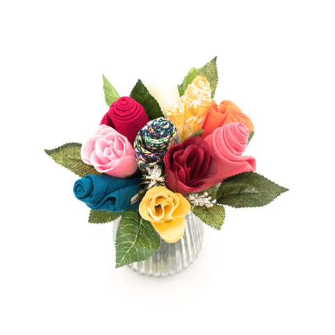 Cancer gift online for women hair loss hats flowers