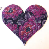 NEW! Iron-on Patch - Liberty Art Fabric