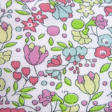 Pretty Pastel floral print from Liberty Art Fabrics