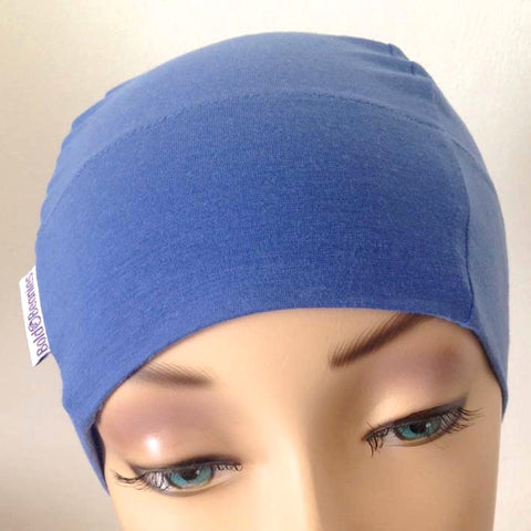 Lightweight Thin Cotton Cancer Hat UK
