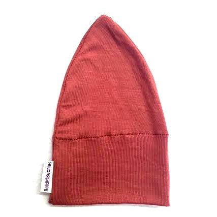 Rust Ladies Cotton Comfy Chemo Hat UK