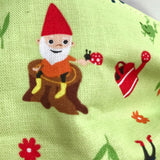 Gnome Print ladybird Cute UK Facemask