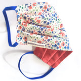 Liberty Print Cotton face Mask Beth