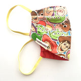 Surgical Style Eco Cotton Reversible Face Mask Disney Toy Story