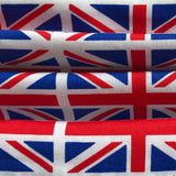 Eco Cotton fabric Face Covering UK flag