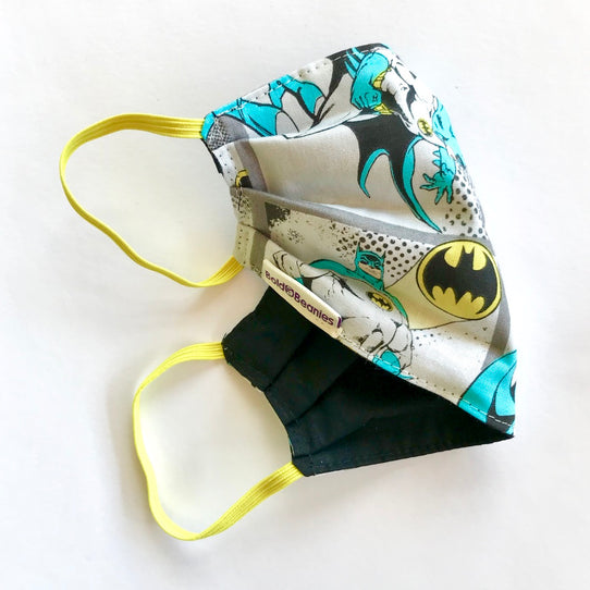 Batman kids face mask