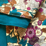 Retro Floral Liberty Print Headscarves For Cancer