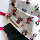 Minnie Mouse Fun Girls Face Mask UK