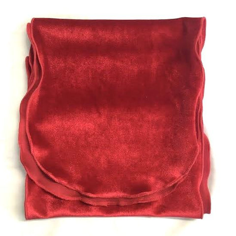 Red Velvet Women's Cancer Head Wrap