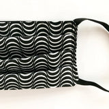 Funky Face Protection Mask Hypnosis Print