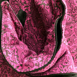 Liberty Paisley Pink Head Scarf