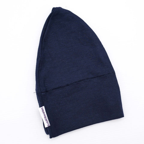 Kid's Navy Cancer Hat UK