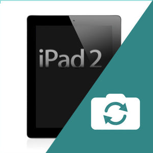 iPad 2 Rear Camera Replacement