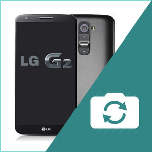 LG G2 Rear Camera Replacement