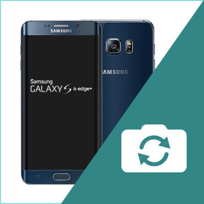 Samsung Galaxy S6 Edge Plus Rear Camera Replacement