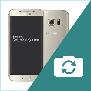 Samsung Galaxy S6 Edge Rear Camera Replacement