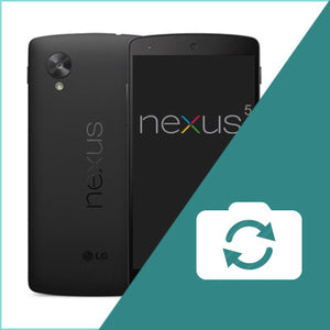 LG Nexus 5 Rear Camera Replacement