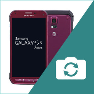 Samsung Galaxy S5 Active Rear Camera Replacement