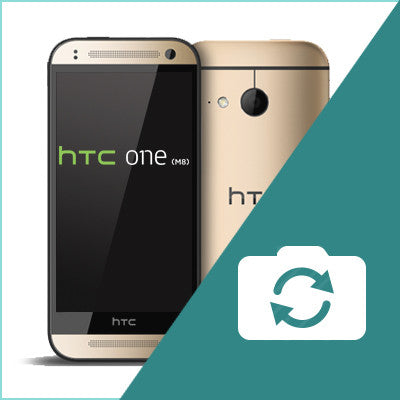 HTC M8 Rear Camera Replacement