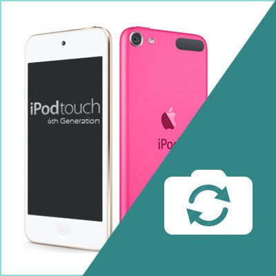 iPod Touch 6th Gen. Rear Camera Replacement