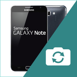 Samsung Galaxy Note 1 Rear Camera Replacement