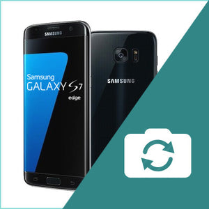 Samsung Galaxy S7 Edge Rear Camera Replacement
