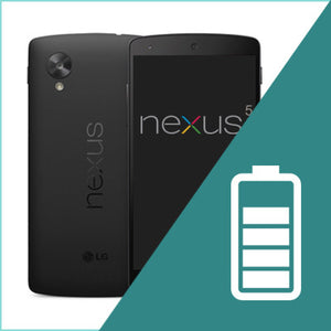 LG Nexus 5 Battery Replacement