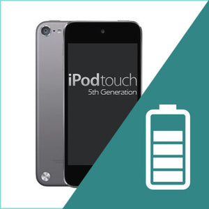 iPod Touch 5th Gen. Battery Replacement