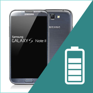 Samsung Galaxy Note 2 Battery Replacement