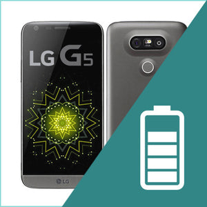 LG G5 Battery Replacement