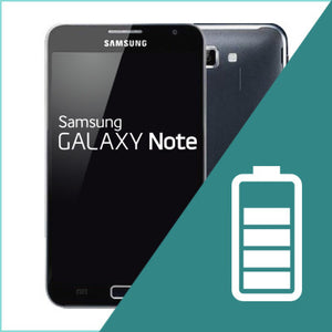 Samsung Galaxy Note 1 Battery Replacement