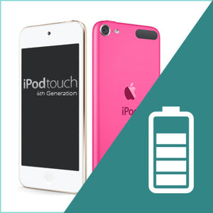 iPod Touch 6th Gen. Battery Replacement