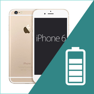 iPhone 6 Battery Replacement