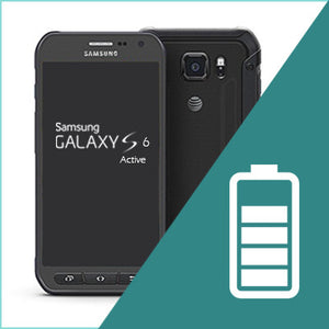 Samsung Galaxy S6 Active Battery Replacement