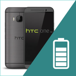 HTC M9 Battery Replacement