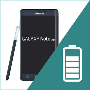 Samsung Galaxy Note Edge Battery Replacement