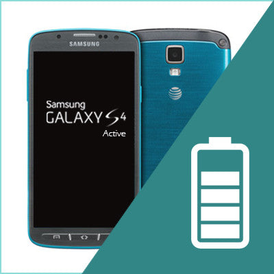 Samsung Galaxy S4 Active Battery Replacement