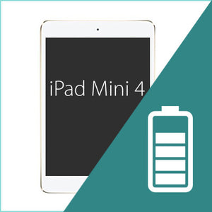 iPad Mini 4 Battery Replacement