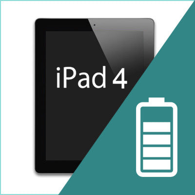 iPad 4 Battery Replacement