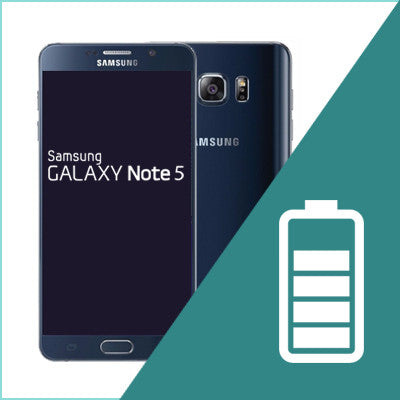 Samsung Galaxy Note 5 Battery Replacement