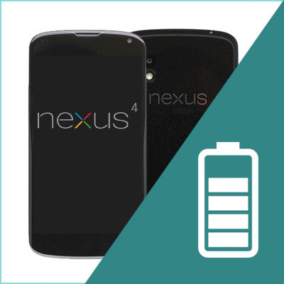 LG Nexus 4 Battery Replacement