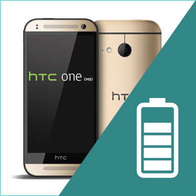 HTC M8 Battery Replacement
