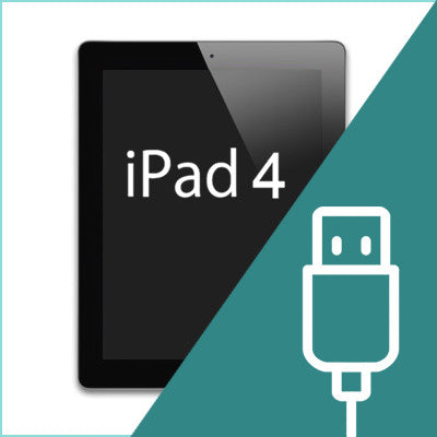 iPad 4 Charging Port Replacement