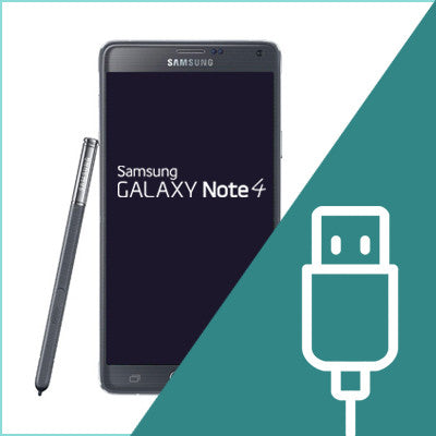 Samsung Galaxy Note 4 Charging Port Replacement