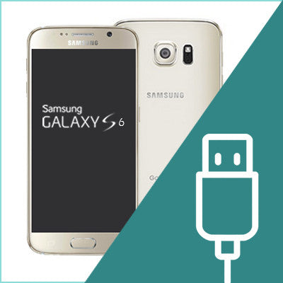 Samsung Galaxy S6 Charging Port Replacement (AT&T)