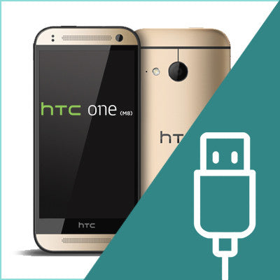 HTC M8 Charging Port Replacement