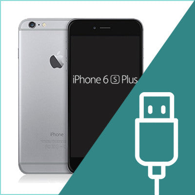 low priced efe3b e3a48 iPhone 6S Plus Charging Port Replacement
