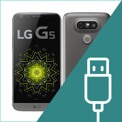 LG G5 Charging Port Replacement