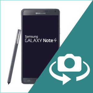 Samsung Galaxy Note 4 Front Camera Replacement