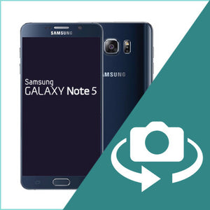 Samsung Galaxy Note 5 Front Camera Replacement